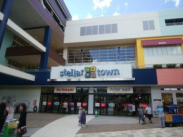 ステラ タウン ユニクロ